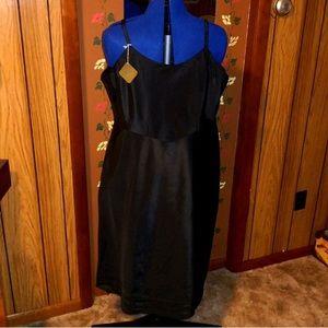 Vintage Snip-It black slip size46 fits modern xxl